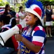 Political Protests In Bangkok, Thailand — Stock Photo #39047199