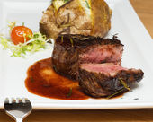 Mignon steak — ストック写真