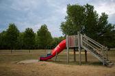 Playground structure — Stock Photo