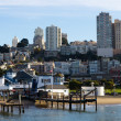 Stock Photo: Residential areas in SFrancisco