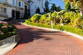 Lombard Street — Stock Photo