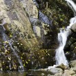 Royalty-Free Stock Photo: Small waterfall in the rocks