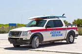 Plavčík oceánu záchranné vozidlo — Stock fotografie