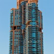 South Beach luxury condominium building in Miami, Florida — Stock Photo #36130111
