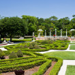 Manicured ornamental garden — ストック写真 #36130571