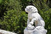 Sculpture statue artwork — Stock Photo