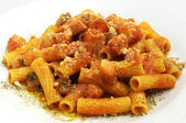 Rigatoni all — Stock Photo