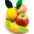 Frutta martorana - Stock Photo