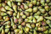 European pears — Stock Photo