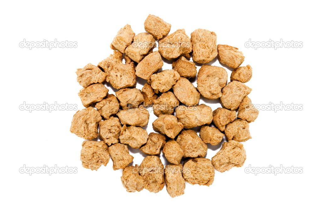 how to eat raw soya chunks