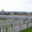Stock Photo: Great world war 1 flanders fields belgium Cemetery