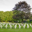 French cemetery from the First World War in Flanders belgium. — Stock Photo #46557111