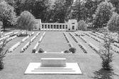 Novos campos de flandres cemitério britânico guerra mundial 1 — Fotografia Stock