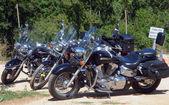 Custom bikes — Stock Photo