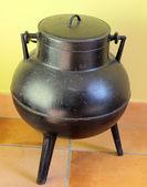 Pote de cozinha — Fotografia Stock