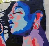 Grafitados — Fotografia Stock
