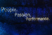 Passion Performance — Stock Photo