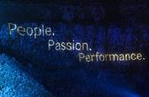 Passion Performance — Stock Photo