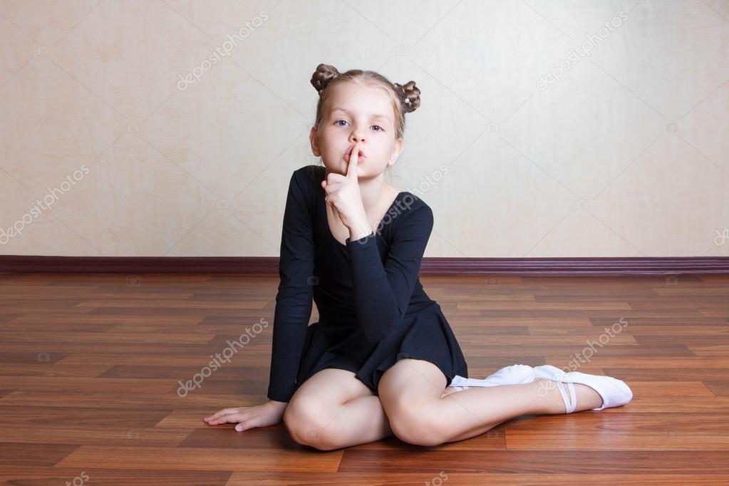 складочка сидя гимнастика фото