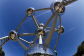 атомиум бельгии — Стоковое фото