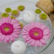 Decoration on table — Stockfoto