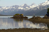 Valdez bay view — Stock Photo