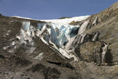 Worthington glacier — Stock Photo