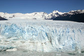 Perito Moreno from the air — Stock Photo