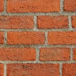 Brick wall of the building - Stock Photo