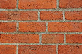 Brick wall of the building — Zdjęcie stockowe