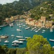Amazing view of Portofino, Italy - Stock Photo