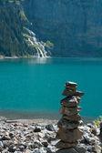 Kandersteg, szwajcaria — Zdjęcie stockowe