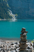 Kandersteg, Switzerland — Foto de Stock