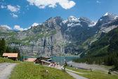Kandersteg, Switzerland — Stock Photo