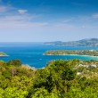 Beach Viewpoint Phuket — Stock Photo