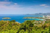 Beach Viewpoint Phuket — Stock Photo