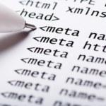 HTML-kod — Stockfoto #13220244