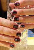 Women hand — Stockfoto
