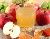 Apple juice — Foto de Stock