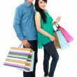 Shopping — Stockfoto #13661677