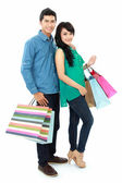 Shopping — Stock Photo