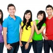 Group of teenagers — Stock Photo #14102445
