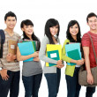 Group of students — Stock Photo #14498985