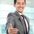 Young business man — Stock Photo #14499065