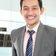 Handsome young business man — Stock Photo #14684623