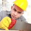 young worker — Stock Photo