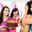 Surprise birthday party — Stock Photo #19847355