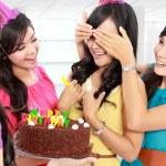 Surprise birthday party — Stock Photo #19849717