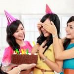 Birthday surprise — Stock Photo #21236467