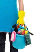 Temizlik hizmeti — Stok fotoğraf